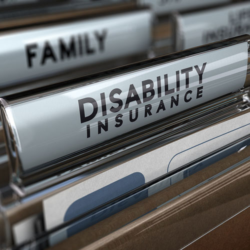 need disability insurance