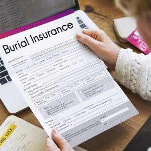 Burial Insurance Form Policy