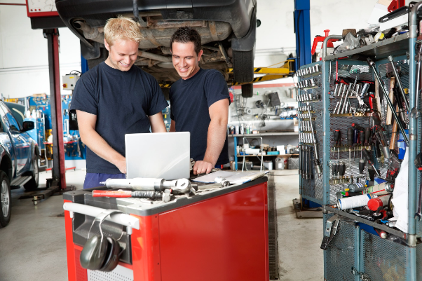 disability insurance for mechanics