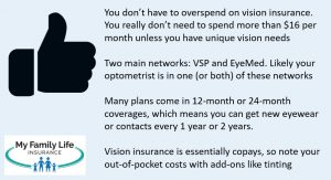 show how seniors get vision insurance