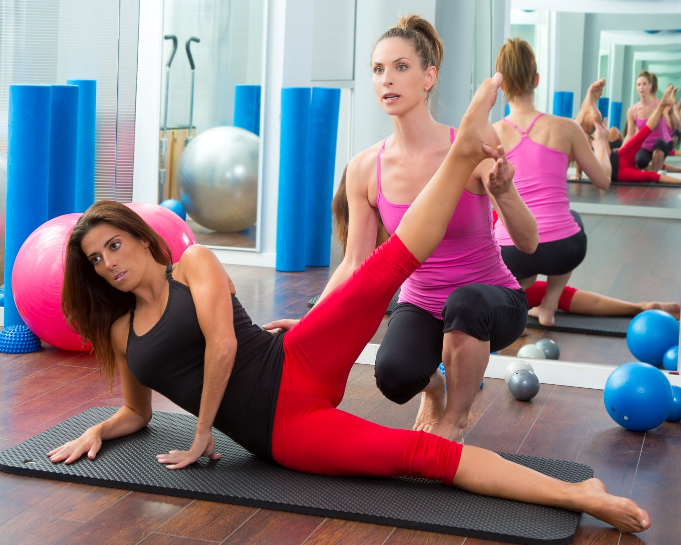 disability insurance for yoga and Pilates instructors