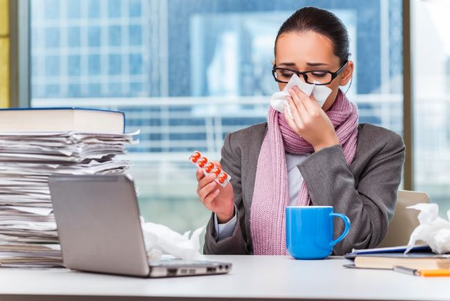 sickness insurance for the self-employed
