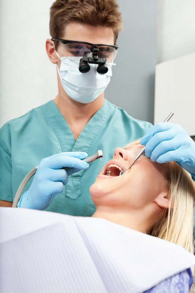 dentist does not accept insurance