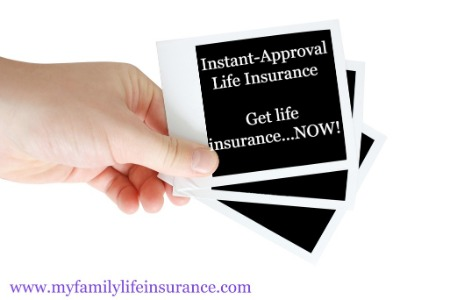 how to get instant-approval life insurance